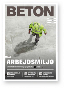 Magasinet Beton